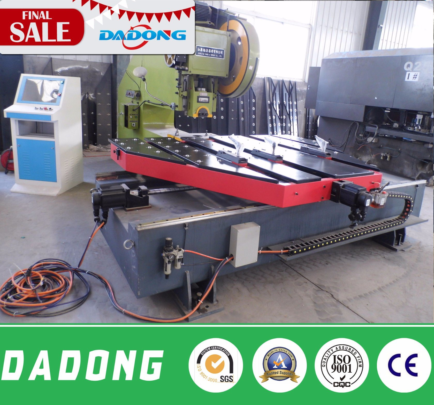 P25 CNC Auto Feeder Machine Twin Screw Feeder Machine