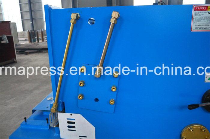 Swing Arm Stainless Steel Sheet Cutting Machine/Hydraulic Metal Shear Machine/Steel Plate Cutter