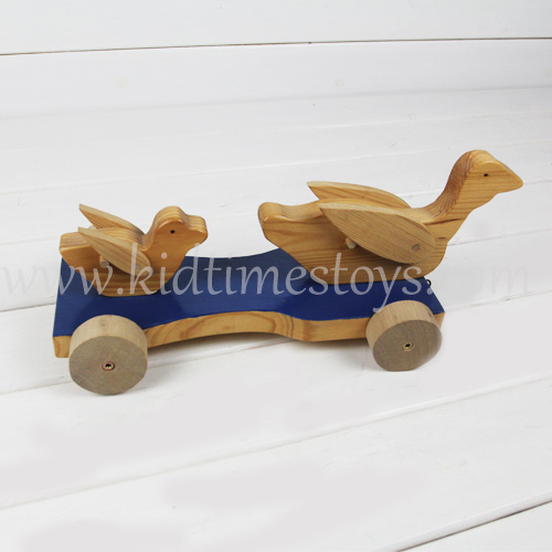 Wooden Car (TS5561)