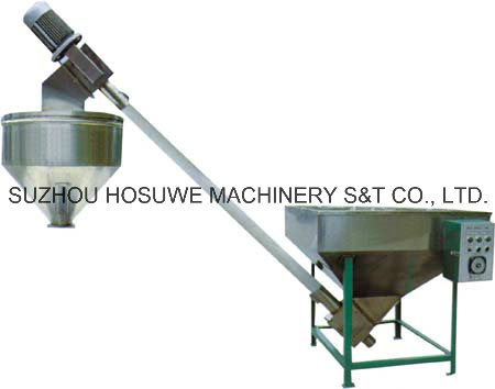 Zjf Series Plastic Powder Loader
