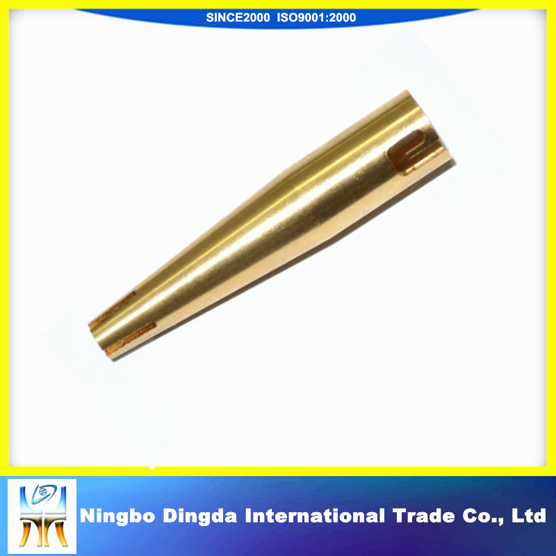 Aluminum/Brass Machining Parts for Motor Parts