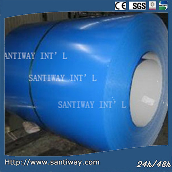 Color Coated Zinc Steel Coil (SC-001)