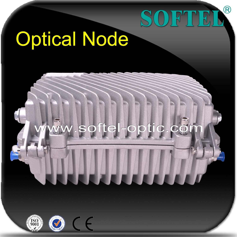 Outdoor Using CATV Network 4 Way Optic Receiver