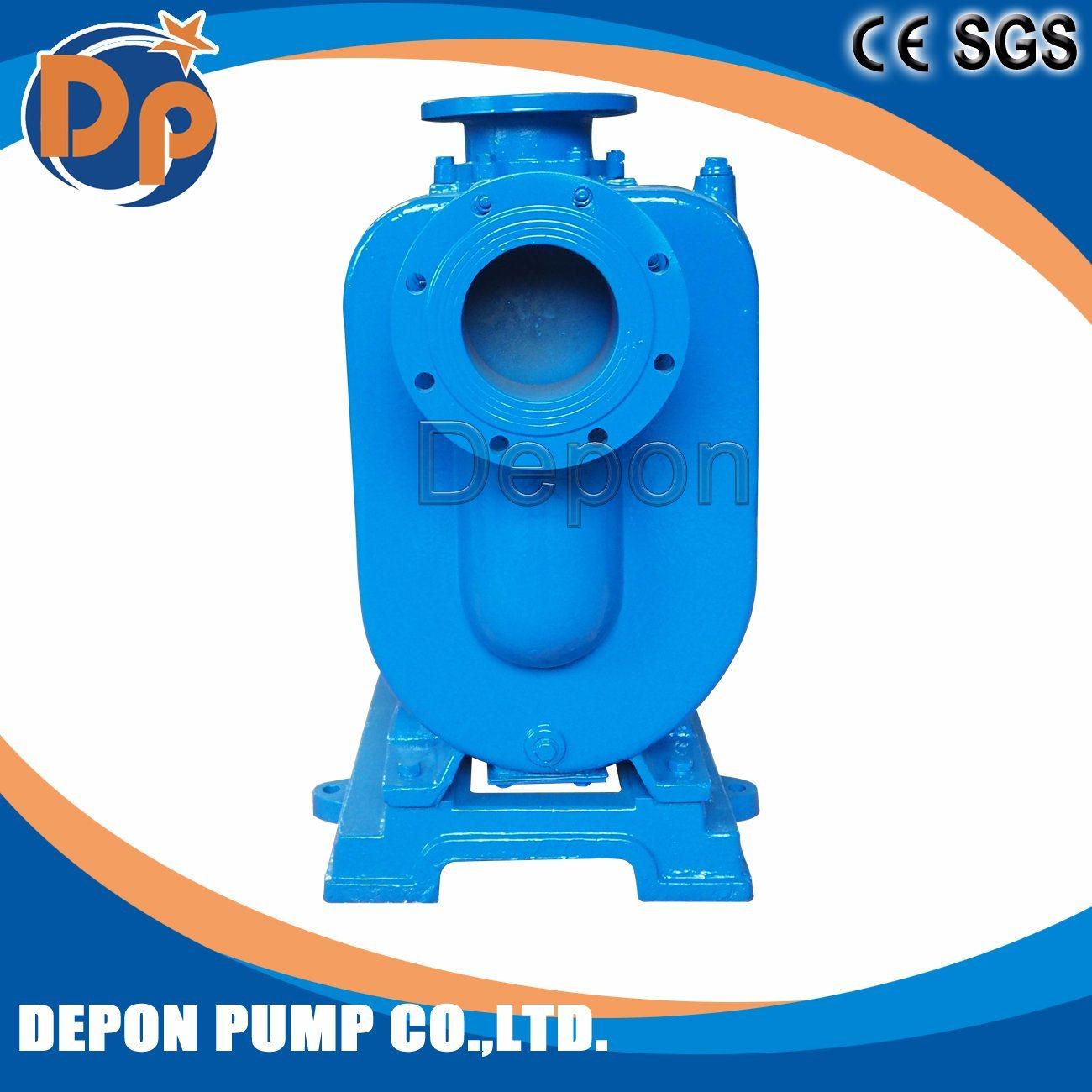 Diesel Self-Priming Pump for Waste Water Transfer