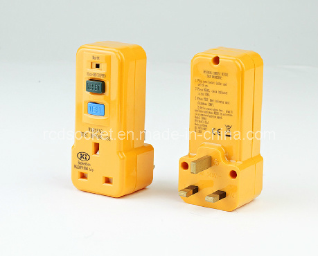 Passive rcd plug