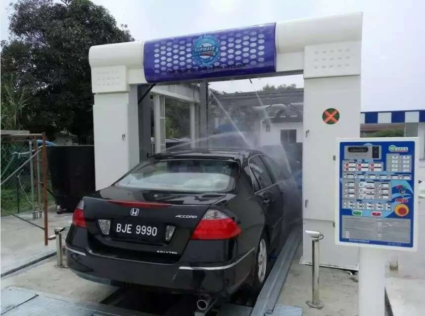 Best Quality Tunnel Car Washing Machine, Stainless Tunnel Car Washing Equipment, Best Price Tunnel Car Wash Machine.