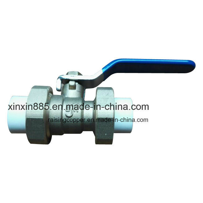 Brass Ball Valve for PPR Pipe