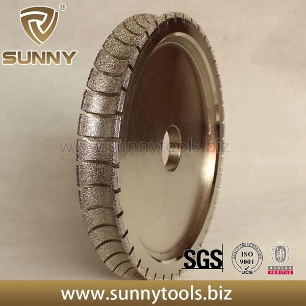Diamond Profile Wheel Tools in Auto Machinery Profiling Surfaces
