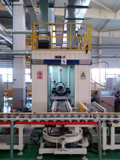 Containerized Engine Test Cell