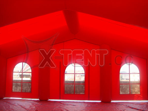 New 10m Red Inflatable Party Tent/Event Tent (XT029)
