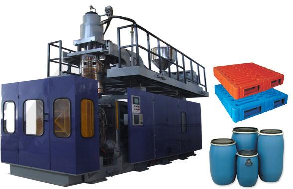 Automatic Blow Moulding Machine 50L-160L