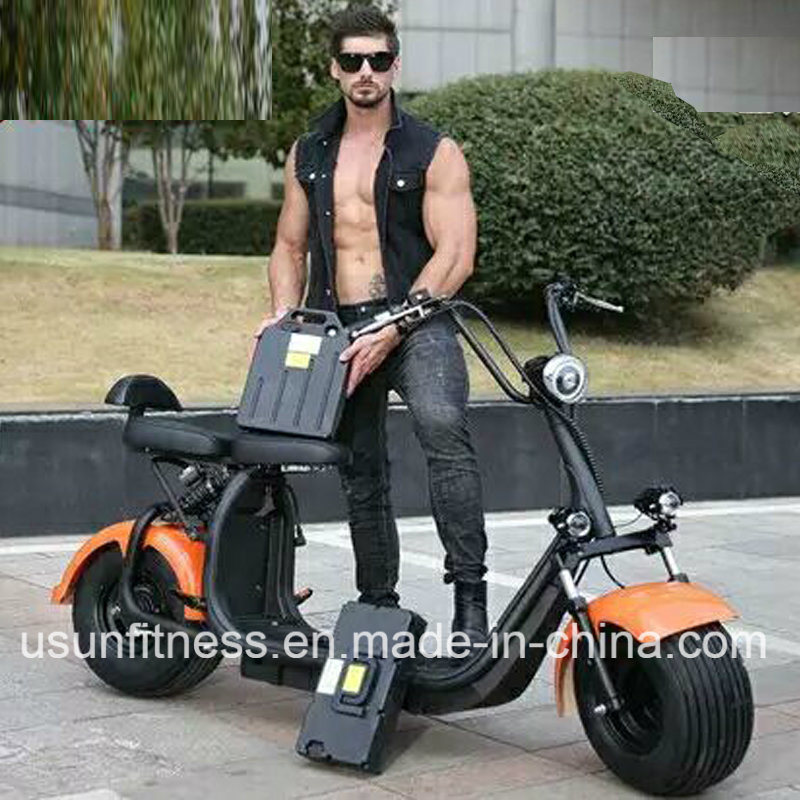 New Remove Battery Electric Scooter Motorcycle Citycle with Ce