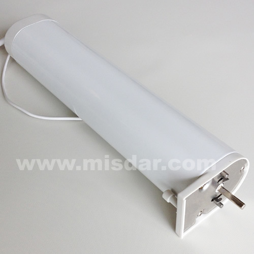 Remote Control Motorized Curtain System