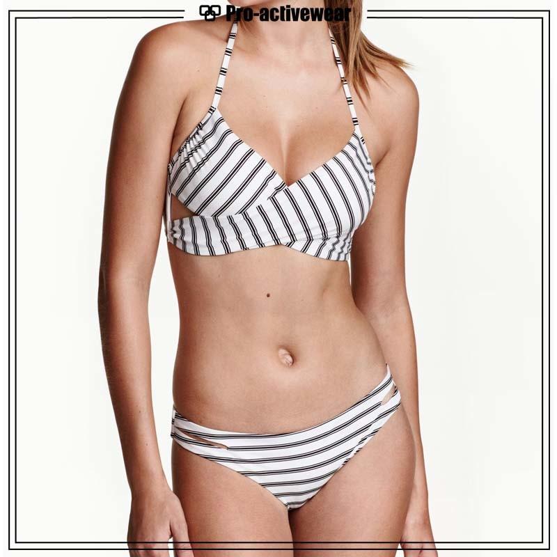 New Designs Fashion Printed Swimswim Lady′s Sexy Bikini