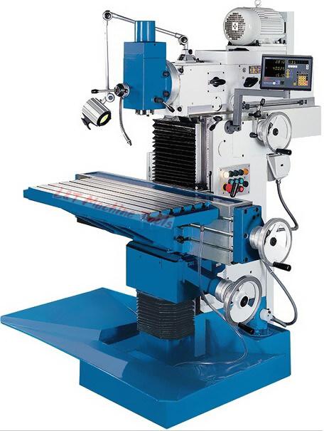 Universal Tool Milling Machine (Universal Tool Mill Machine X8140 X8140S)