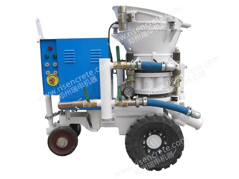 Risen PZ-3 Electric Driven Concrete Spraying Machine