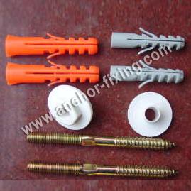 Sanitary Ware Hardware Screw