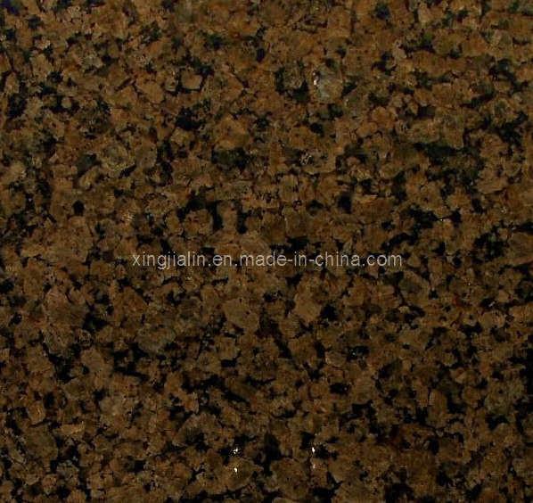 Tropical Brown Granite : China tropical brown granite tiles slabs