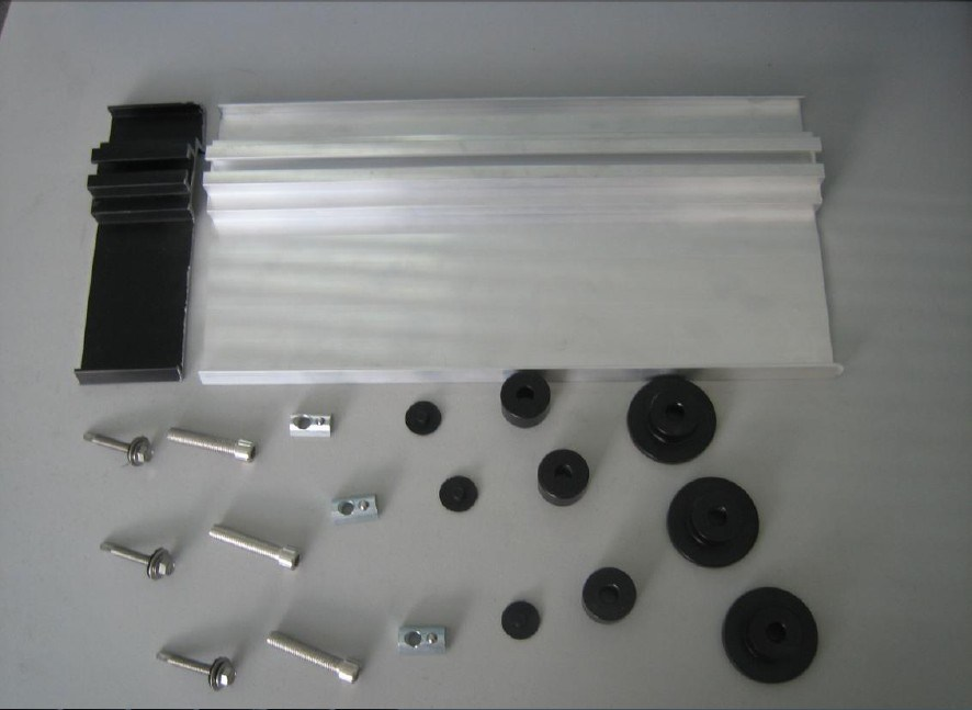 China PV Solar Mounting System, Solar Roof Mounting Kit ...