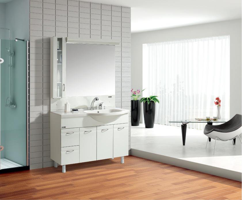 Meubles japonais classiques de salle de bains b110 for Meuble japonais