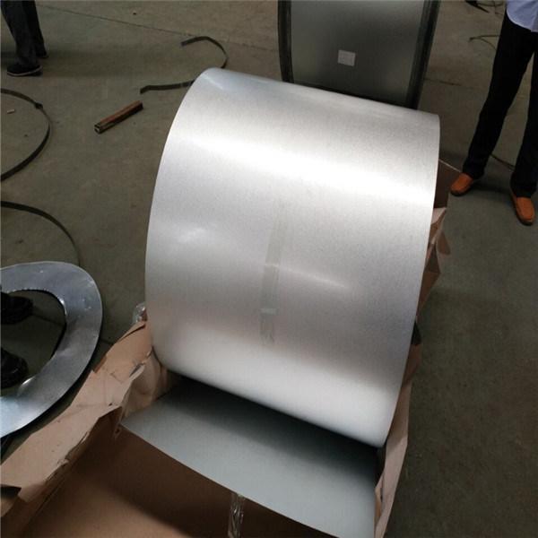 Building Material PPGI PPGL Q235B Steel Plate Gl Galvalume Steel