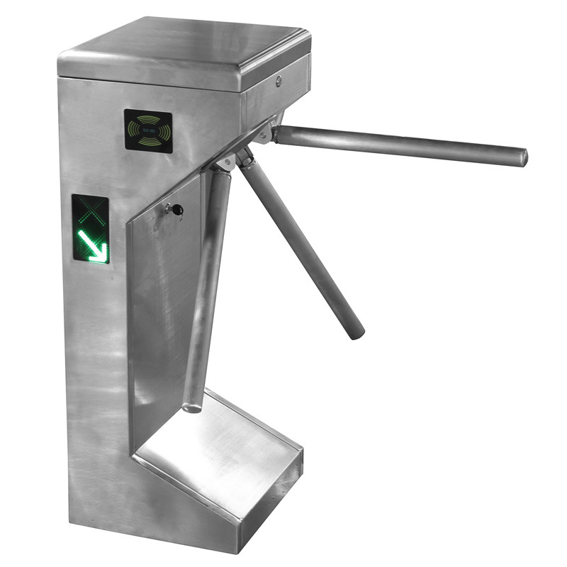 China vertical type tripod turnstile with indicating light