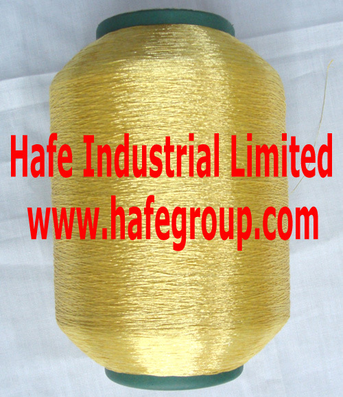 Pure Gold or White Gold Metallic Yarn (MS-Type)