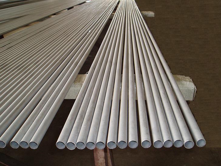 1.4571 Stainless Steel Seamless Pipe/Tubing (EN 10216-5/EN 10297-2)