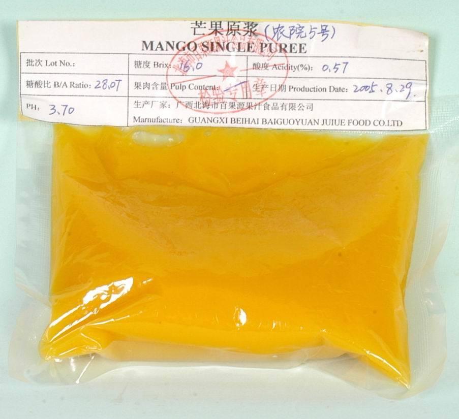 Mango Puree Recipe — Dishmaps