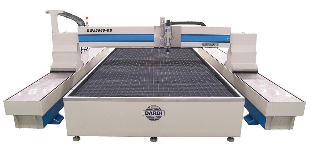 Metals Cutting Machine, Waterjet Cutting Machine (DWJ3060-BB)