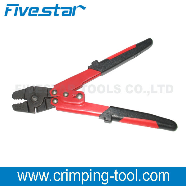 China fish crimp plier use for crimp fishing line wx 4000 for Fishing crimping tool