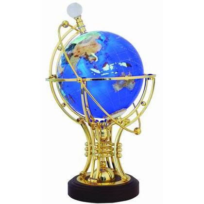 Gemstone Globe Lamps/Illuminated Globes