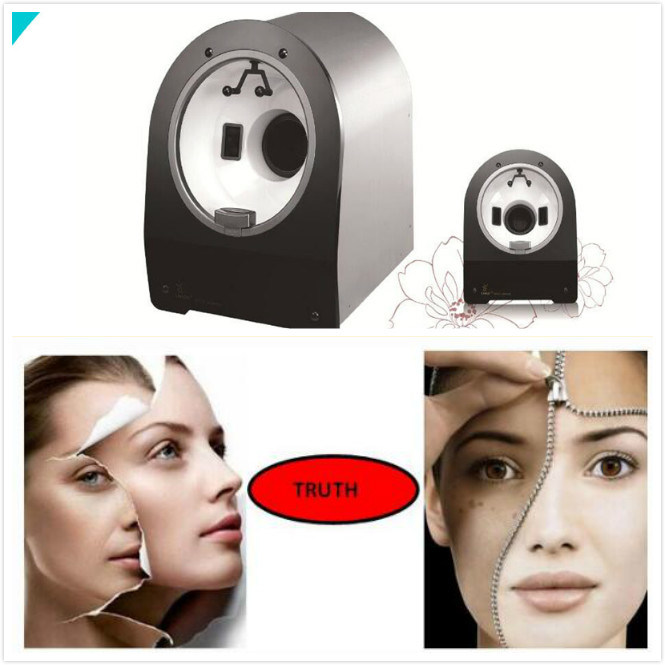 Professional Skin Analysis Machine Beauty Salon Skin Care