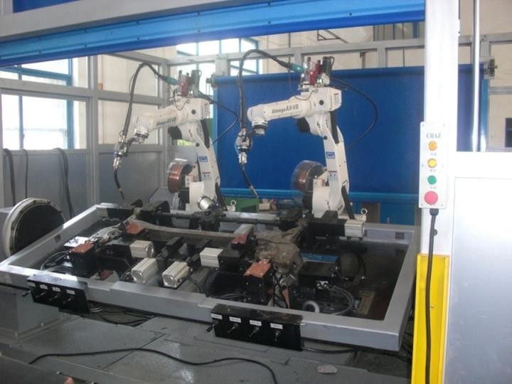 Robot Welding Application