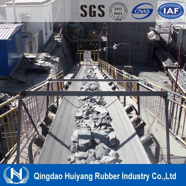 Multi-Ply Fabric Ep Nn Rubber Conveyor Belt
