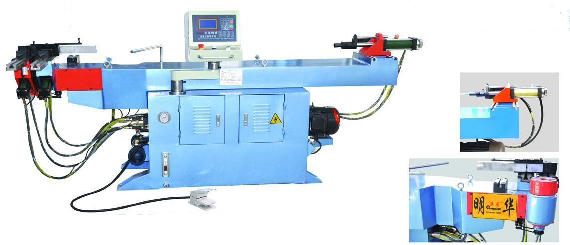Single-Head Hydraulic Pipe Bending Machine (DW38NC)