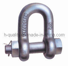 Shackle (Chain Shackle, Anchor Shackle)