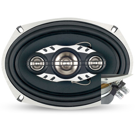 "6""X9"" 4-Way Car Speaker (TS-LA694)"