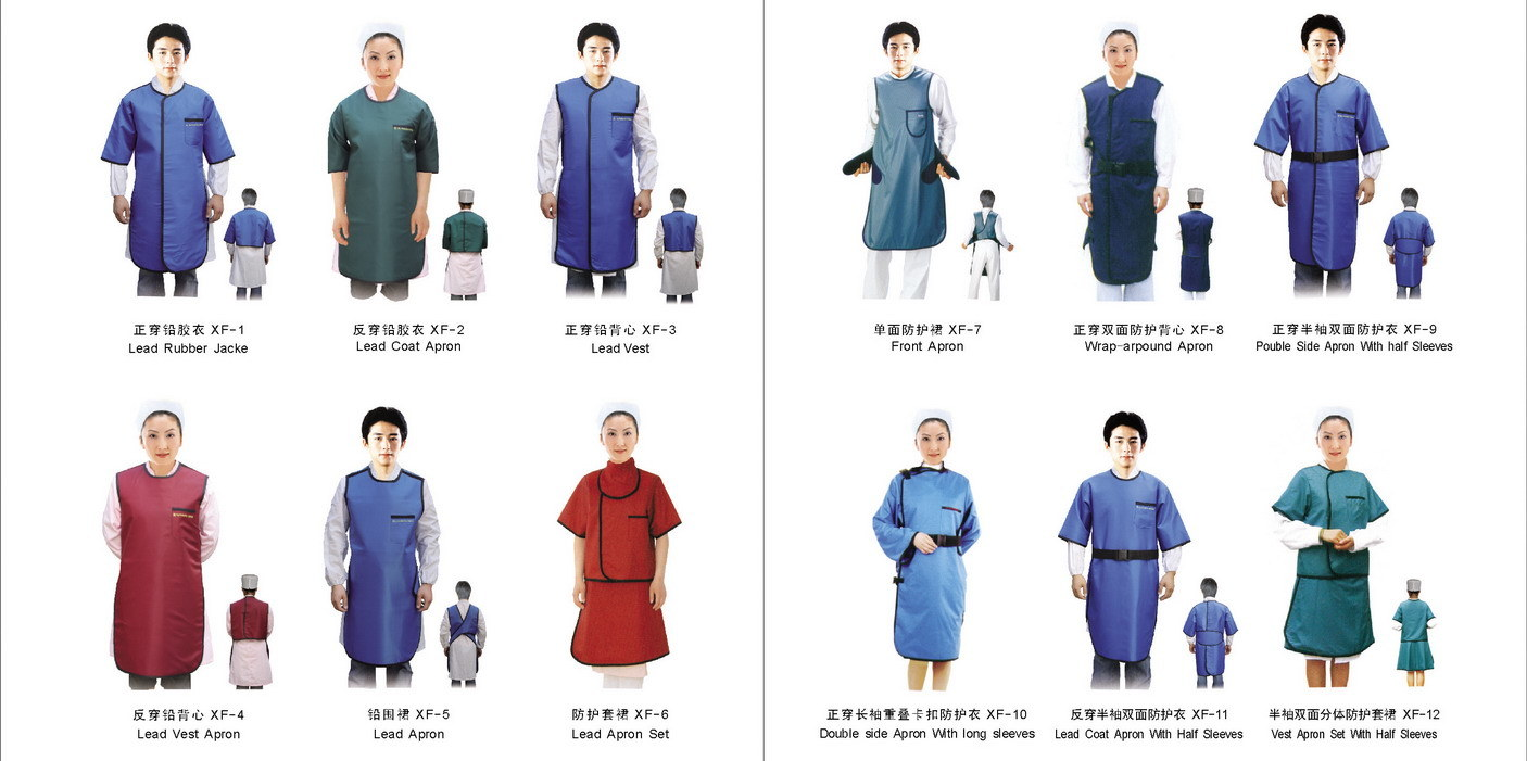 China X Ray Protection Dressing Photos Amp Pictures Made