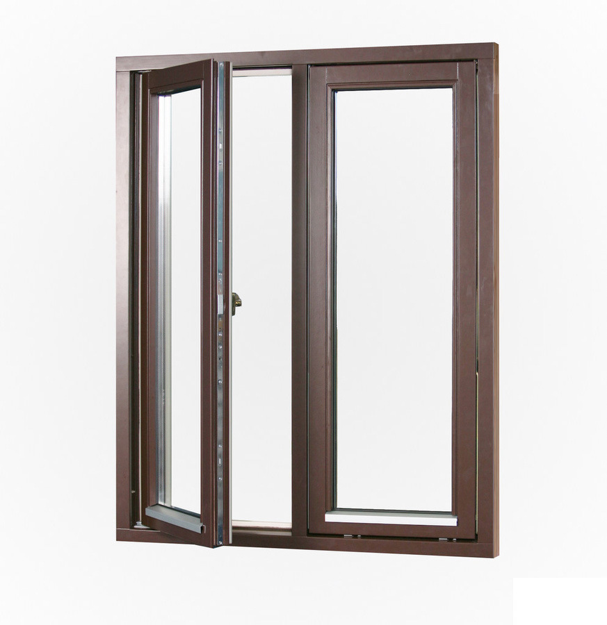China Aluminum Casement Window Hdaw C007 China