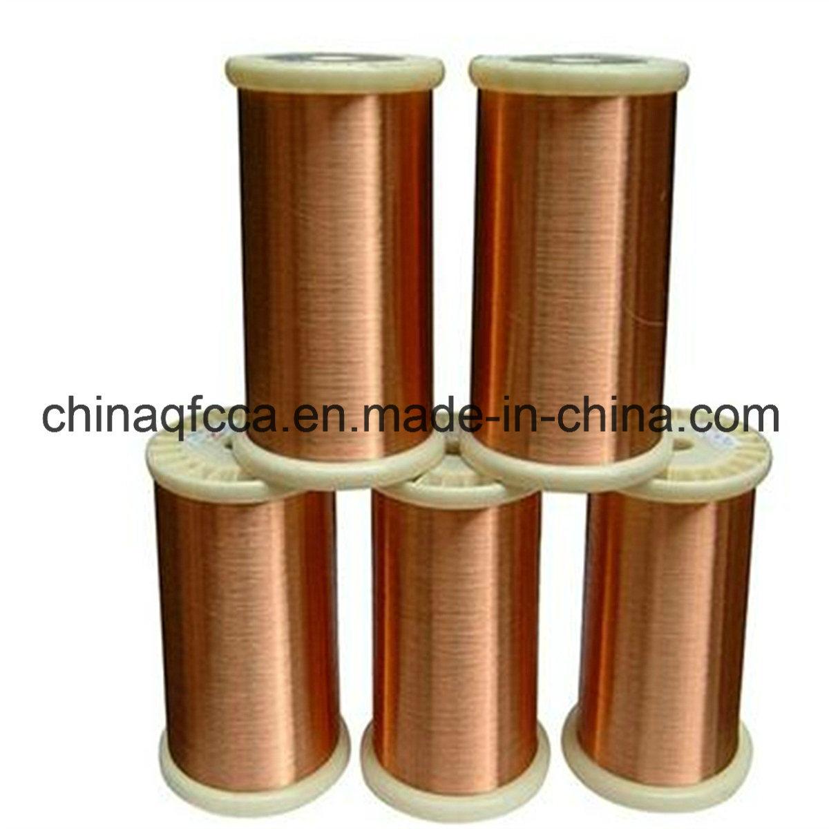 1.15mm Enameled Copper Clad Aluminum Wire (ECCA)