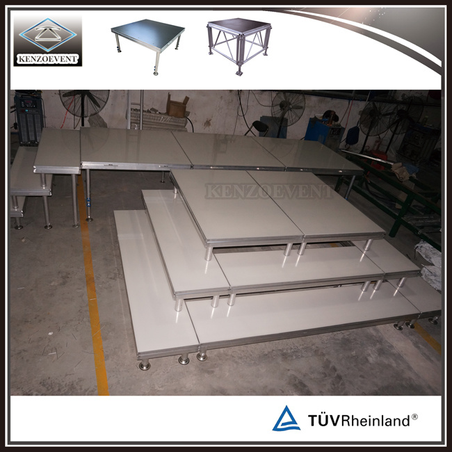 Aluminum Light Stage/Portable Smart Stage for Concert
