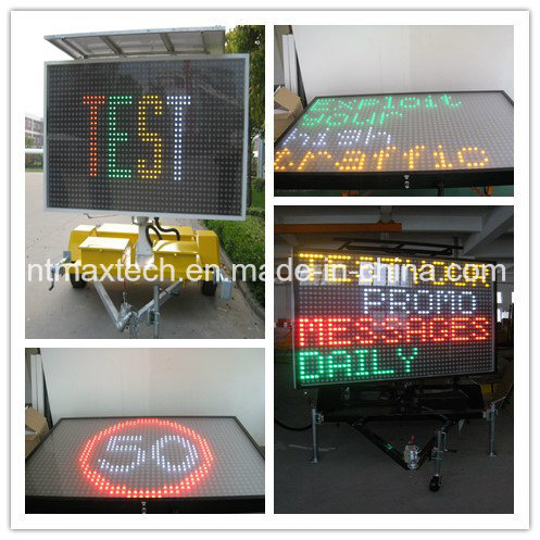 Hot Sale Multi Colour Portable Variable Traffic Sign High Quality with Competitive Price
