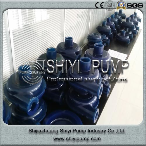 Polyurethane Centrifugal Spare Part in Mineral Processing