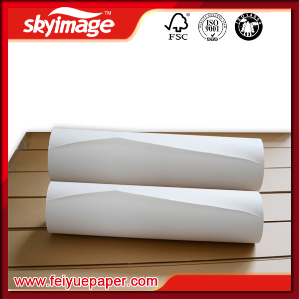 105GSM Hi-Tacky Sublimation Transfer Paper for Jersey/Sportswear/Swimwear Fabric