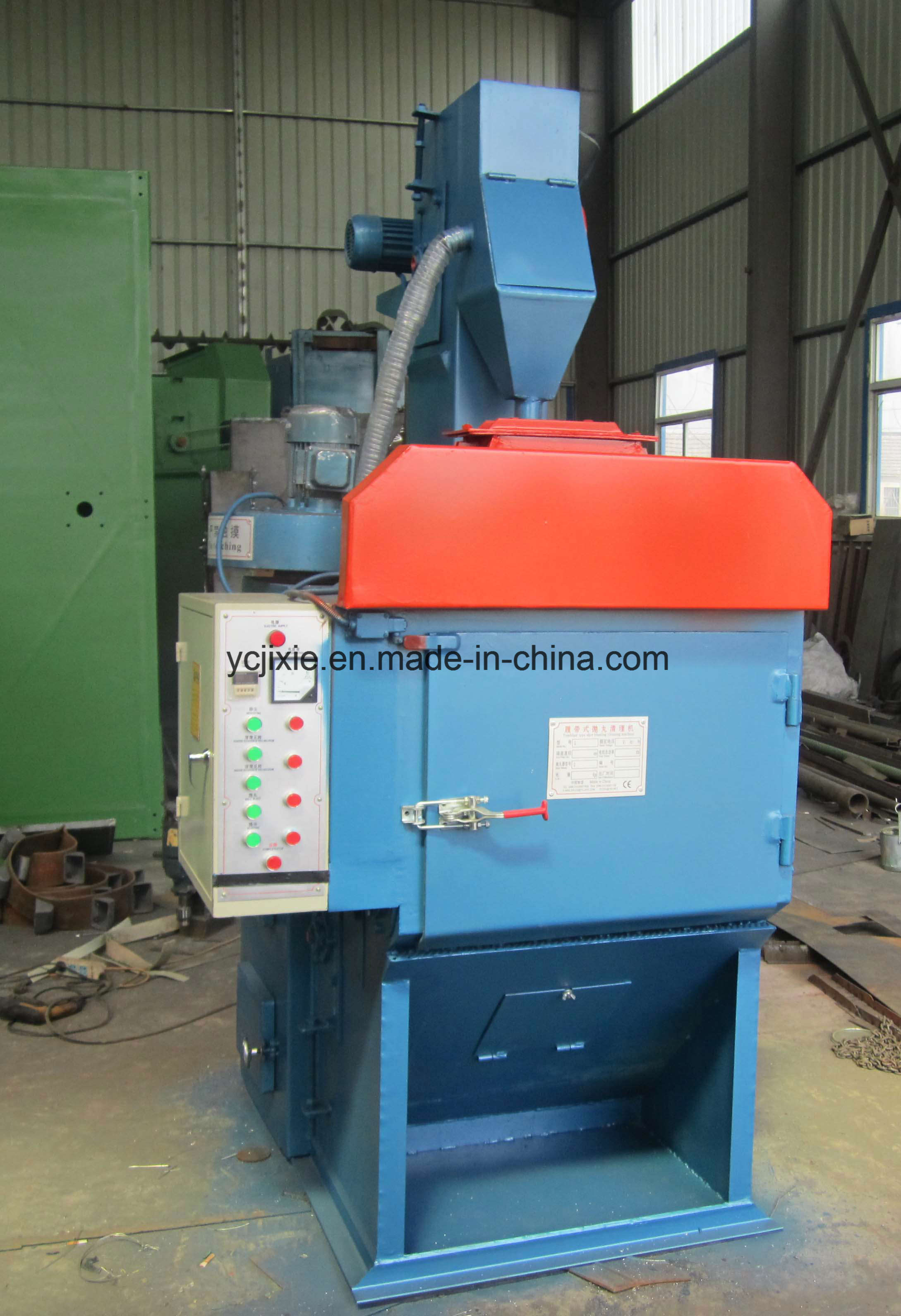 Q324 Concrete Floor Shot Blasting Machine