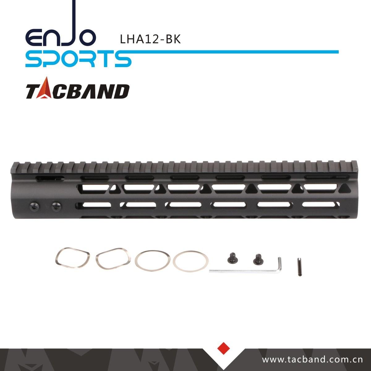 "Lha Series M-Lok 15"" Superslim Ar Handguards CNC Machined"
