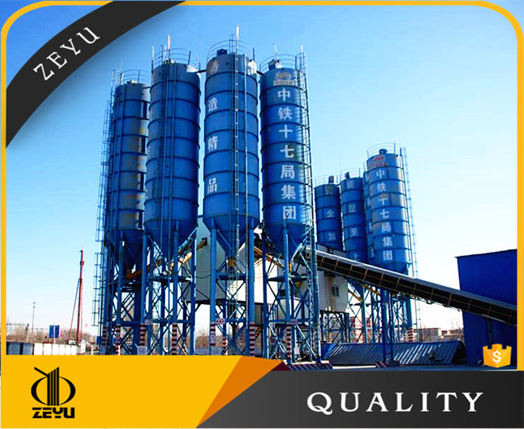 Hls90 Concrete Mixing Batching Plant