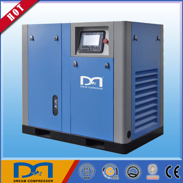 Water Lubricated Electric Oil Free Rotary Screw Air Compressor Made in China