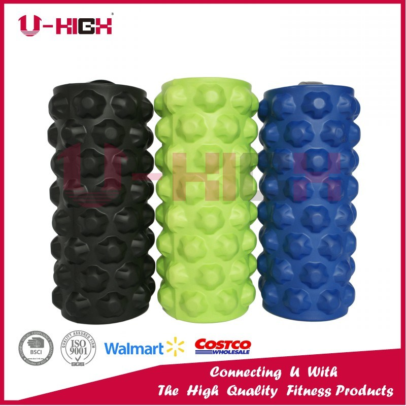 LCD Vibrating Foam Roller 2017 New Style
